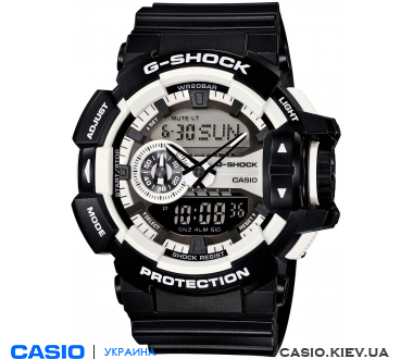GA-400-1AER, Casio G-Shock