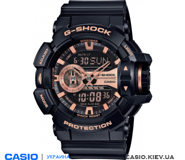 GA-400GB-1A4ER, Casio G-Shock
