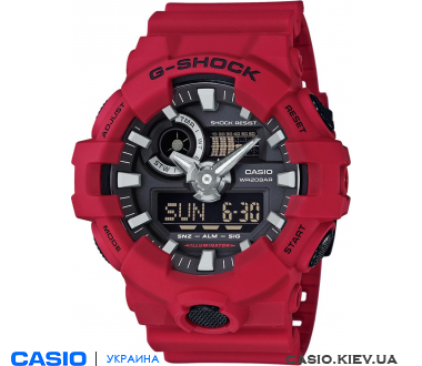 GA-700-4AER, Casio G-Shock