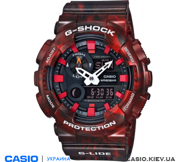 GAX-100MB-4AER, Casio G-Shock