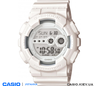 GD-100WW-7D, Casio G-Shock
