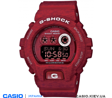GD-X6900HT-4ER, Casio G-Shock