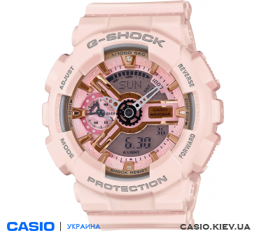 GMA-S110MP-4A1ER, Casio G-Shock