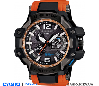 GPW-1000-4AER, Casio G-Shock