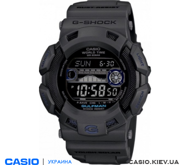 GR-9110GY-1ER, Casio G-Shock