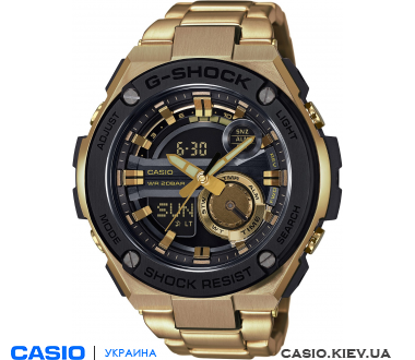 GST-210GD-1AER, Casio G-Shock