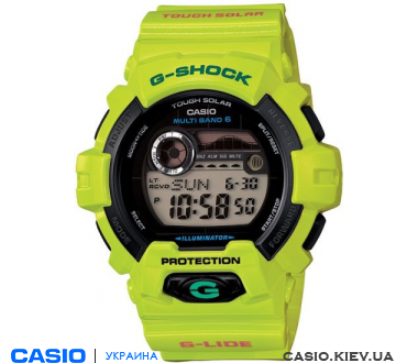 GWX-8900C-3ER, Casio G-Shock