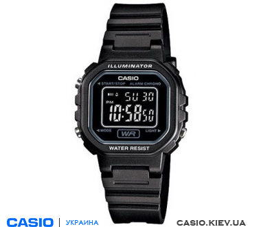 LA-20WH-1BEF, Casio Standard Digital