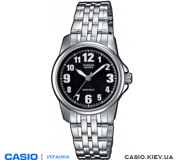 LTP-1260PD-1BEF, Casio Standard Analogue