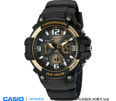 MCW-100H-9A2V, Casio Standard Analogue