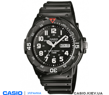 MRW-200H-1BVEF, Casio Standard Analogue