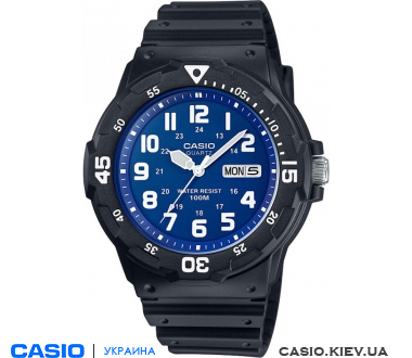 MRW-200H-2B2VEF, Casio Standard Analogue