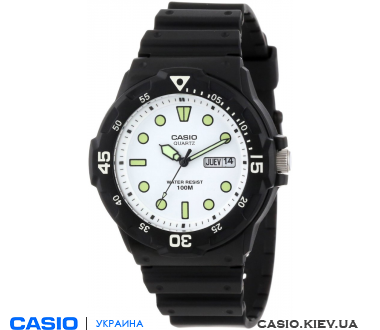 MRW-200H-7EVEF, Casio Standard Analogue