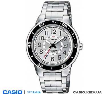 MTP-1298D-7B1VEF, Casio Standard Analogue