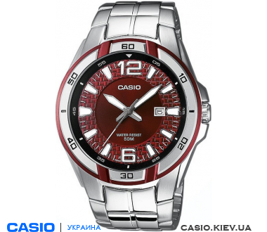 MTP-1305D-4AVEF, Casio Standard Analogue