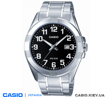 MTP-1308D-1BVEF, Casio Standard Analogue