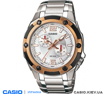 MTP-1326D-7AV, Casio Standard Analogue