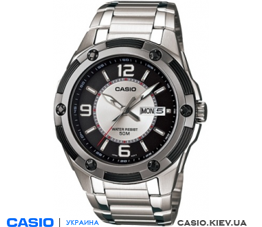 MTP-1327D-1A1VDF, Casio Standard Analogue