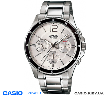 MTP-1374D-7AVDF, Casio Standard Analogue