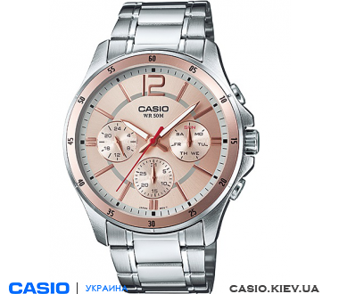MTP-1374D-9A, Casio Standard Analogue