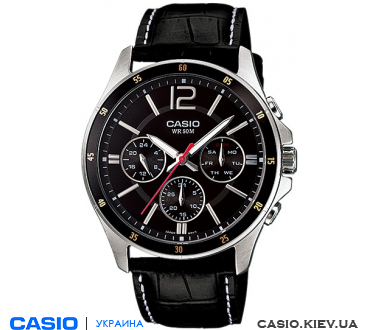 MTP-1374L-1AVDF, Casio Standard Analogue