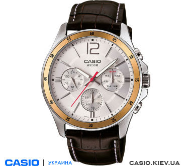 MTP-1374L-7AVDF, Casio Standard Analogue