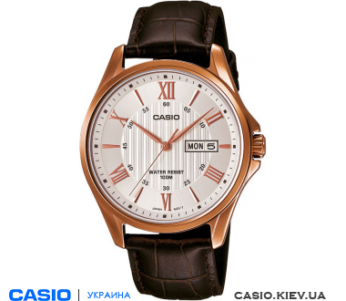 MTP-1384L-7AV, Casio Standard Analogue