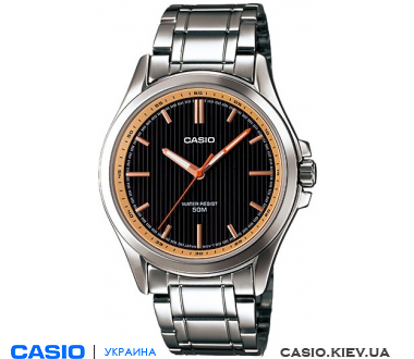 MTP-E104D-1A (А), Casio Standard Analogue