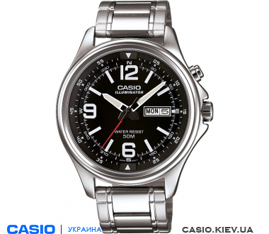 MTP-E201D-1B (A), Casio Standard Analogue
