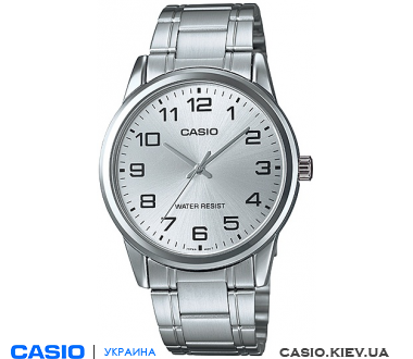 MTP-V001D-7B (А), Casio Standard Analogue