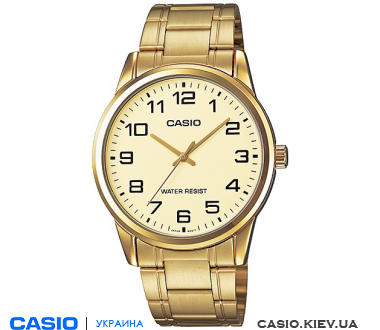 MTP-V001G-9B (А), Casio Standard Analogue