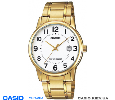 MTP-V002G-7B (А), Casio Standard Analogue