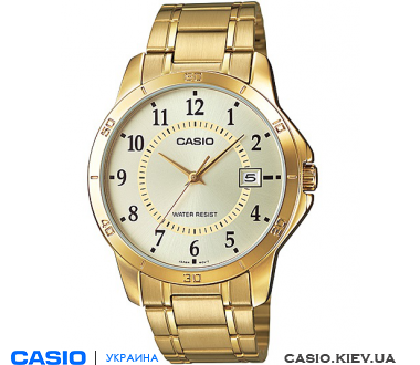 MTP-V004G-9B (A), Casio Standard Analogue