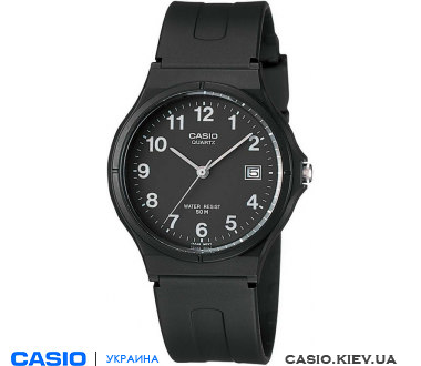 MW-59-1B (A), Casio Standard Analogue