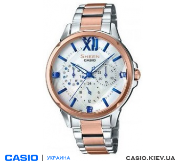 SHE-3056SPG-7AUER, Casio Sheen