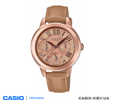 SHE-3059PGL-5AUER, Casio Sheen