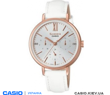 SHE-3064PGL-7AUER, Casio Sheen