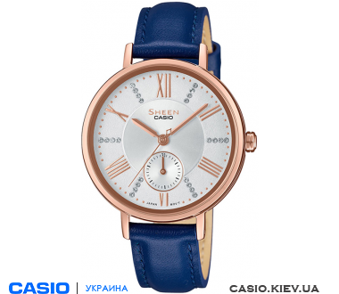 SHE-3066PGL-7AUEF, Casio Sheen