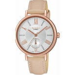 SHE-3066PGL-7BUEF, Casio Sheen
