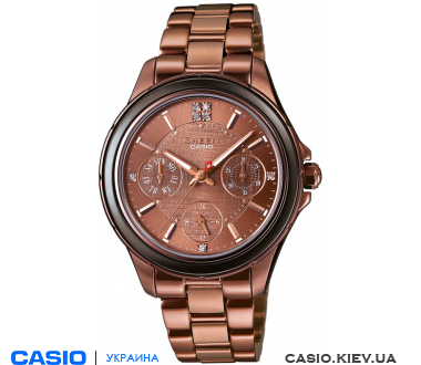 SHE-3508BR-5AUER, Casio Sheen
