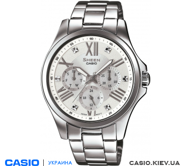 SHE-3806D-7AUER, Casio Sheen