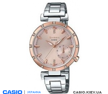 SHE-4051SG-4AUER, Casio Sheen