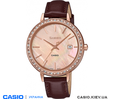 SHE-4052PGL-4AUEF, Casio Sheen