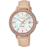 SHE-4052PGL-7BUEF, Casio Sheen