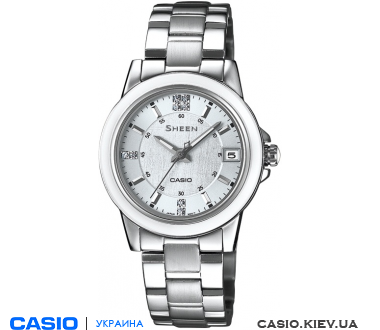 SHE-4512D-2AUER, Casio Sheen
