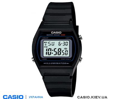 W-202-1AVEF, Casio Standard Digital