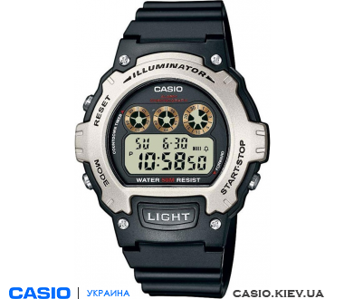 W-214H-1AV, Casio Standard Analogue