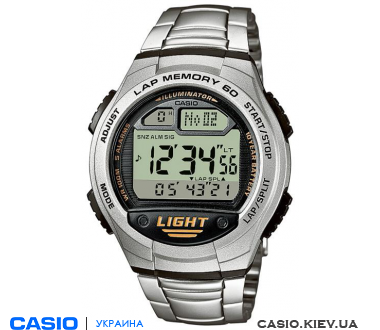 W-734D-1AVEF, Casio Standard Digital
