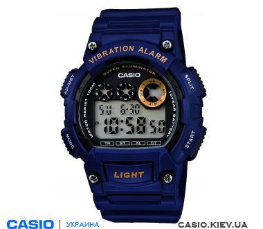 W-735H-2AVEF, Casio Standard Digital