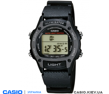 W-93H-1AVUH, Casio Standard Digital